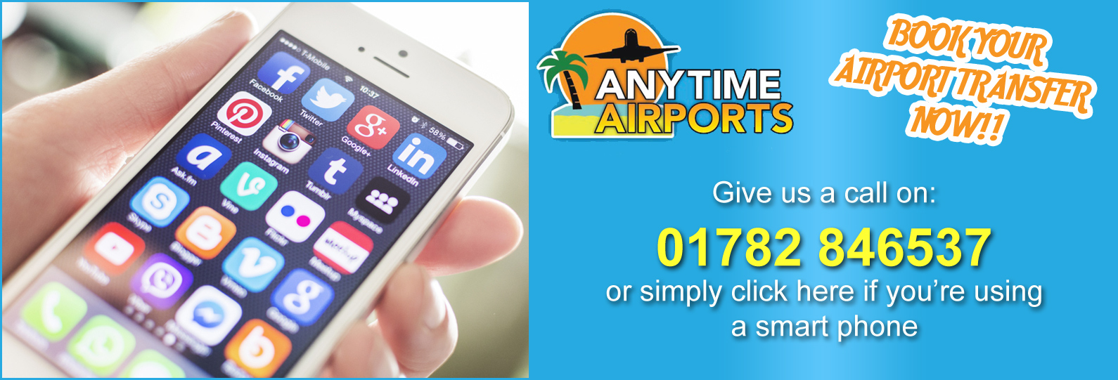 call anytime airports