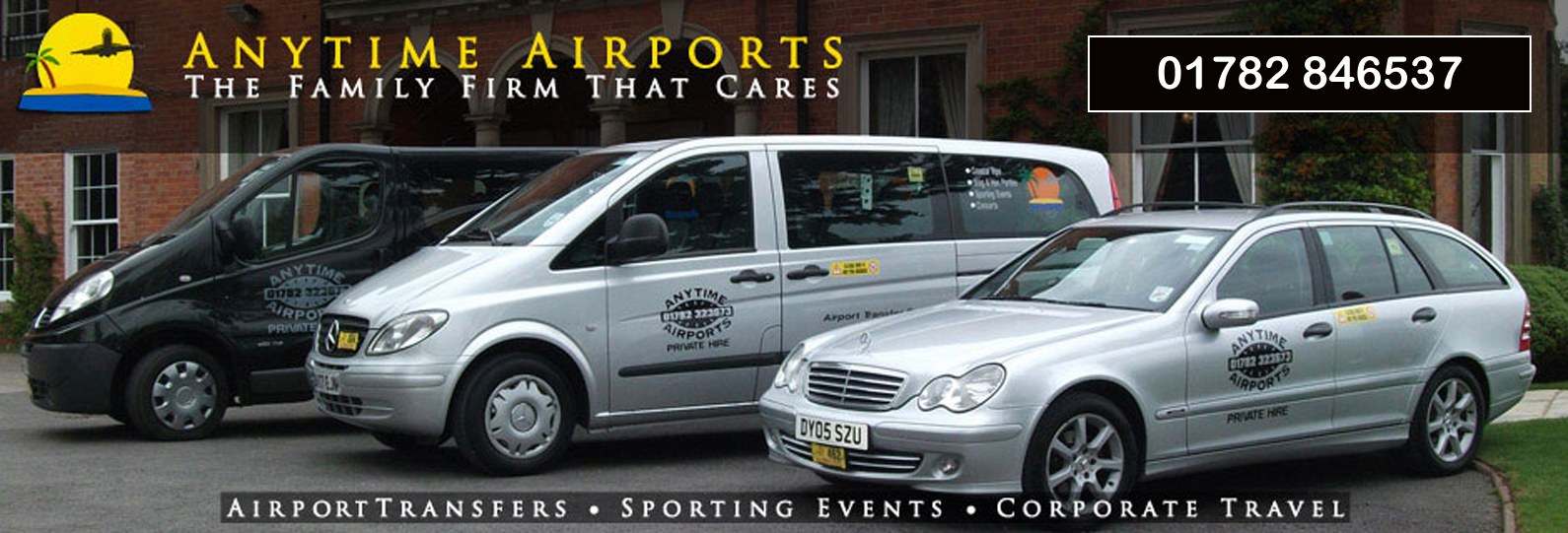 airport transfer vehicles